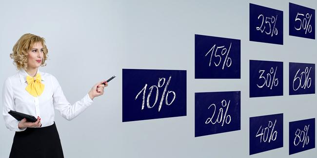 Diminuer de 60% ses mensualités avec un rachat de crédit, est-ce réaliste ?