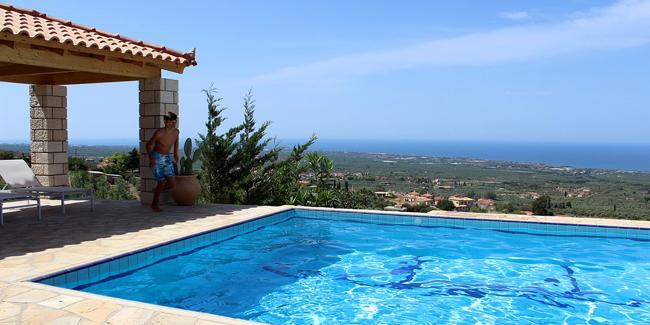 Financer la construction d'une piscine avec son prêt immobilier