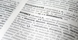 Divorce et rachat de crédit : comment ça se passe ?