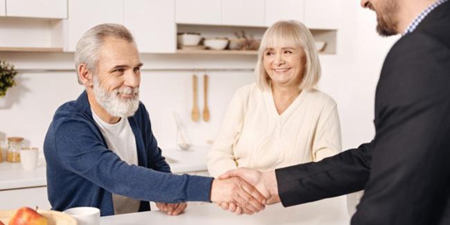 Quelle assurance de prêt immobilier pour un senior ?